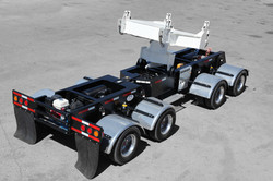 4-Axle Hydrogas Steerable Dolly