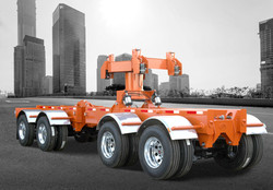 Four-Axle Boom Dolly