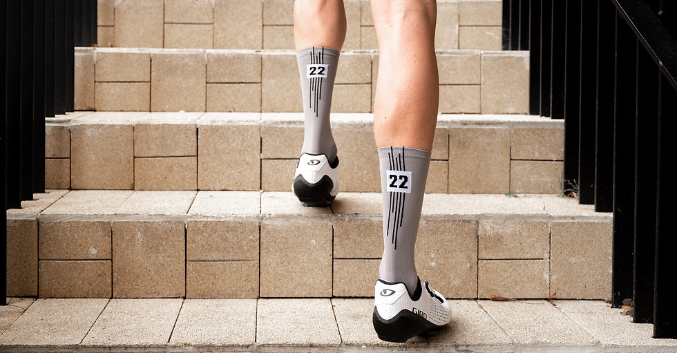 ISOCK Jempi Cycling sock fietssok