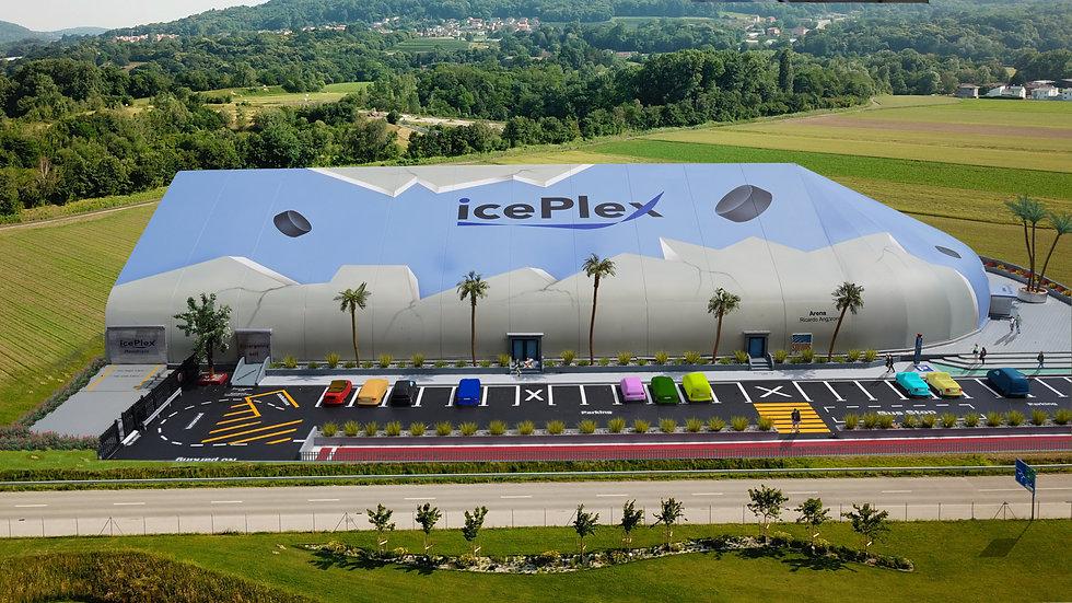 IcePlex, Eishalle Mendrisio