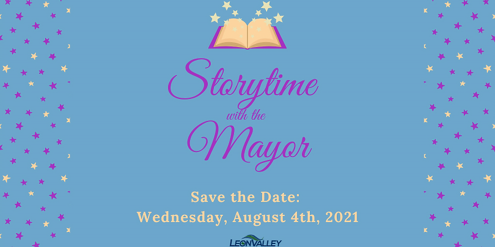 Storytime with the Mayor