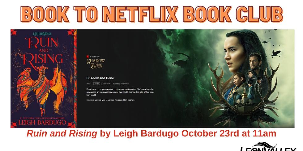 Books to Netflix Bookclub