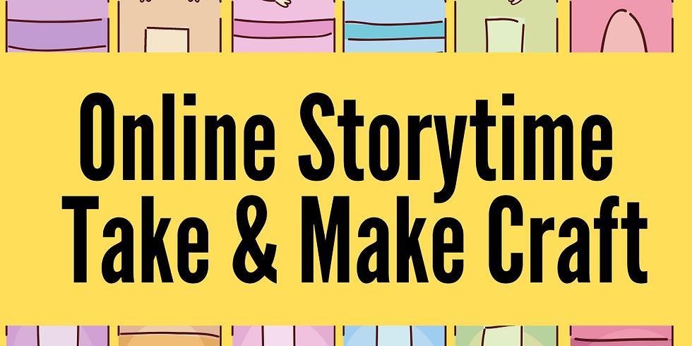 Storytime Take & Make Craft
