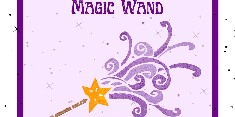 Take & Make Craft: Magic Wand