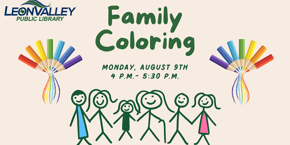 Family Coloring