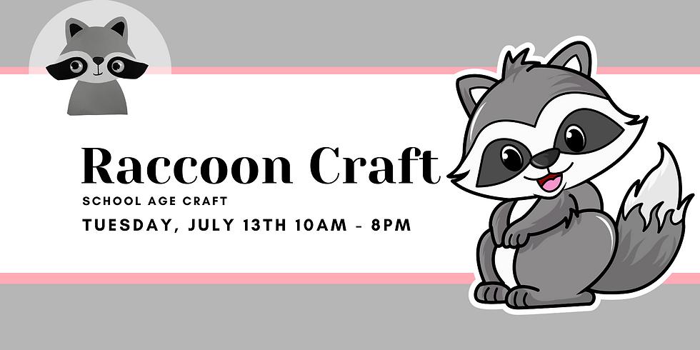 SAC: Raccoon Craft