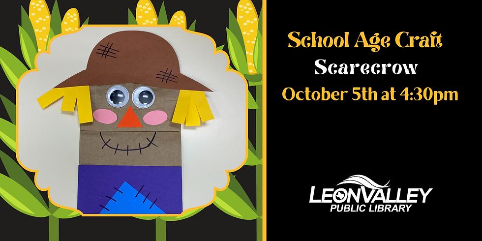 Scarecrow: School Age Craft