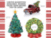 Vintage Christmas Tree Paint Night wix-2
