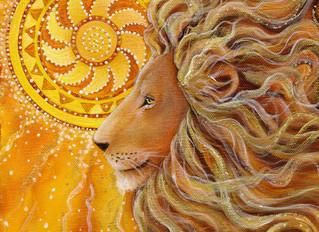 Lion & The Sea (A Wisdom Story)