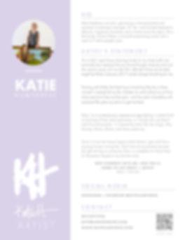 Katie Humphress, Artist Resume.jpeg