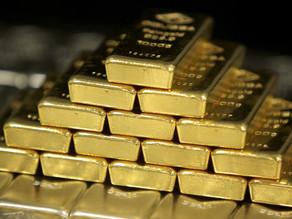 金價創逾七年最大單日跌幅 金礦股齊下挫