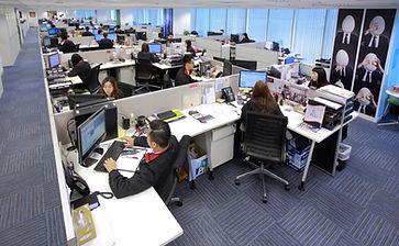 Infocast Hunghom Office