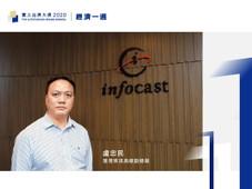實力品牌大獎2020 - 滙港資訊Infocast 多年經驗締造低成本高科技平台 貼合金融市場變化滿足客戶需要