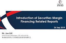 2 Joe Luk - SFC SMF Reports 20190926 thu