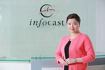 Infocast President