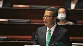 《預算案》陳茂波:18歲以上市民派發5000元消費券涉360億元