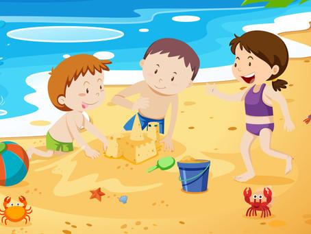 Сезонни игри: Лято