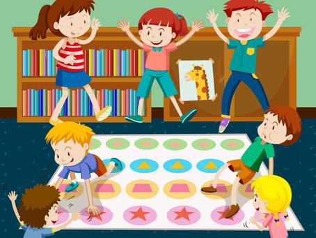 Интерактивни състезателни игри за малчугани - 1