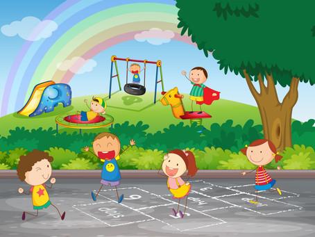 Интерактивни състезателни игри за малчугани - 2