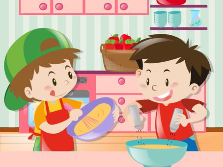 Кулинарно състезание за деца