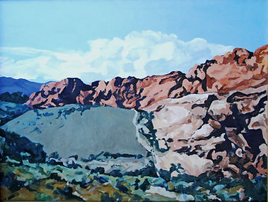'Arizona Red Rock II' oil30x40HB.jpg