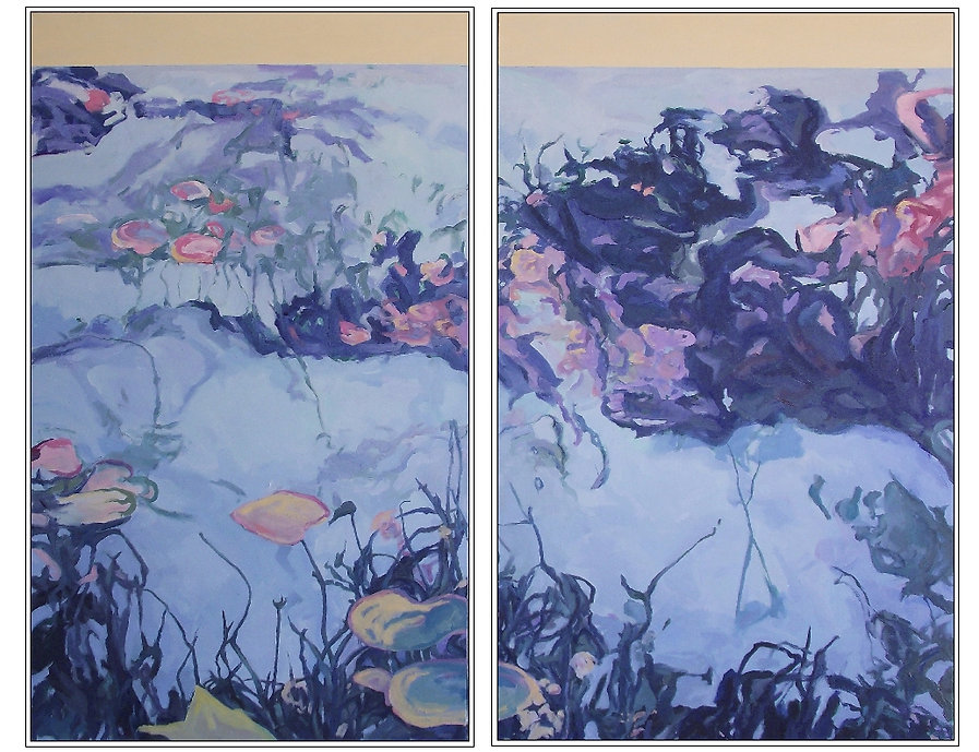 pond1diptych48x60framed.jpg