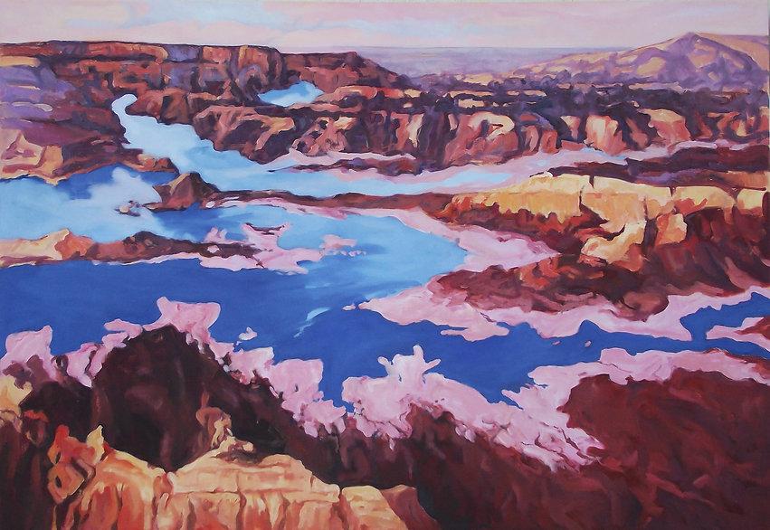 Lake Powell oillinen40x58 HA.jpg