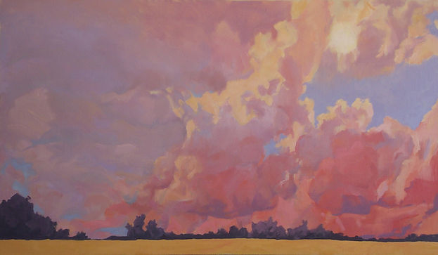 Clouds2,19  34x58oilcanvas.jpg
