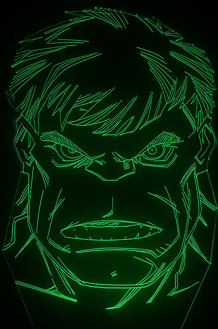 Comic/Movie Character, Artist Inspired