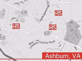 Data Centers in Ashburn, VA