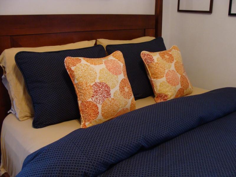 Bedroom Pillows & Shams