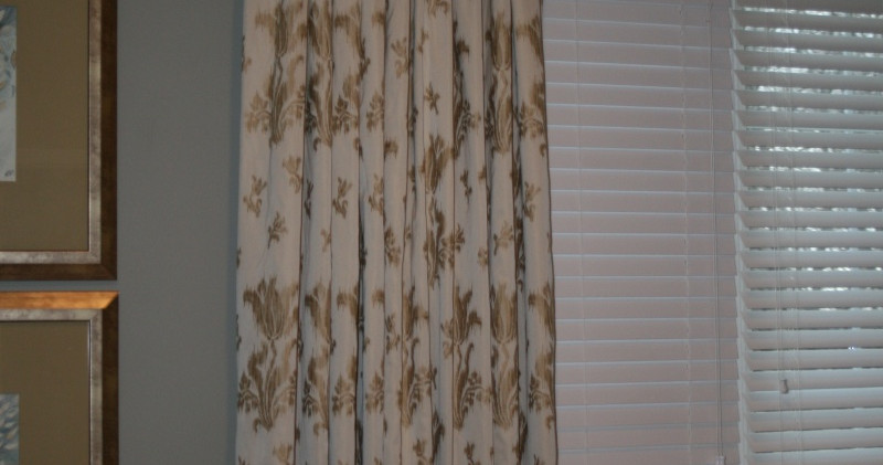 Goblet Pleated Panel