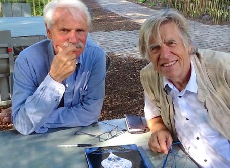 Yann ARTHUS BERTRAND préface mon livre DESIGN by NATURE