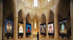 Abbaye de Valmagne: Nature Divinity en format géant