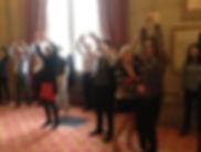 Team Building opéra Amundo Music Event