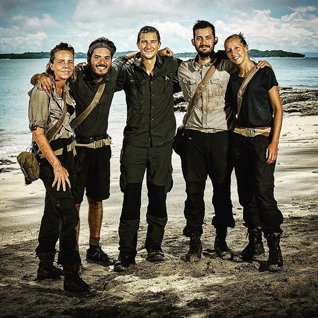 This Sunday #theislandwithbeargrylls