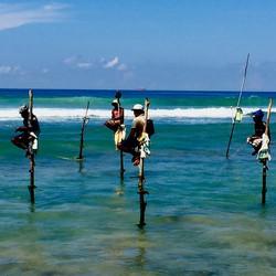 #worldtour #stiltfishing #nofilter #SriL