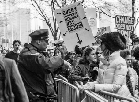 #Resist – Women's March NYC