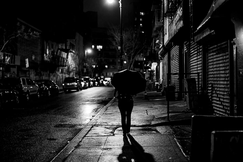 Sunday Night Rain & Light