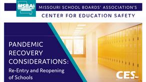 MSBA Guidance on Returning to School