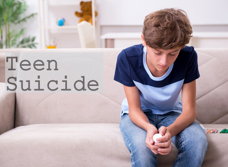 Teen Suicide Risk Higher During Pandemic