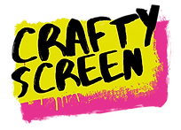 CRAFTY SCREEN IDEAS logo for website no