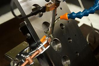 Precision EDM capabilities for calibration standards
