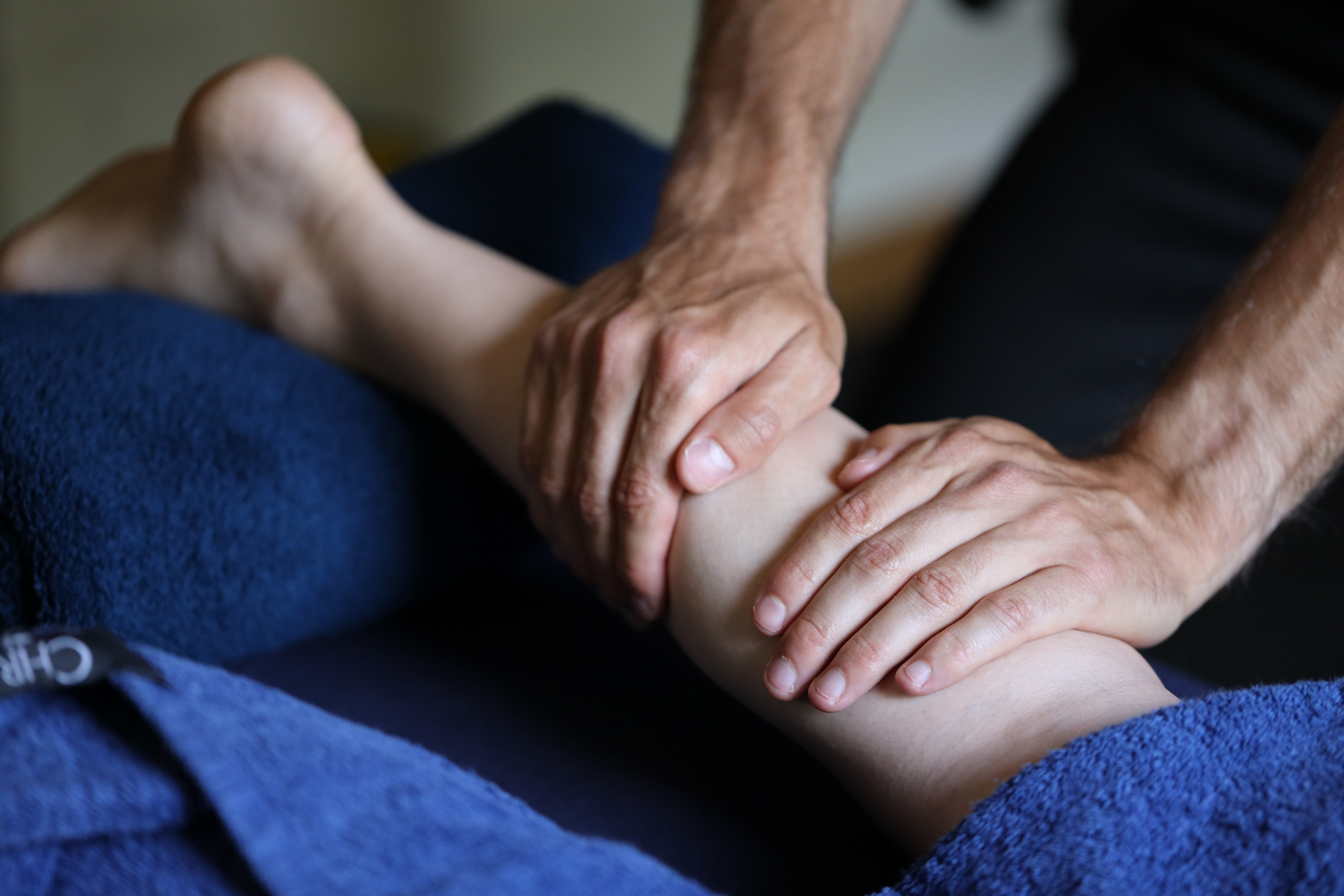 45 minute follow-up massage treatment