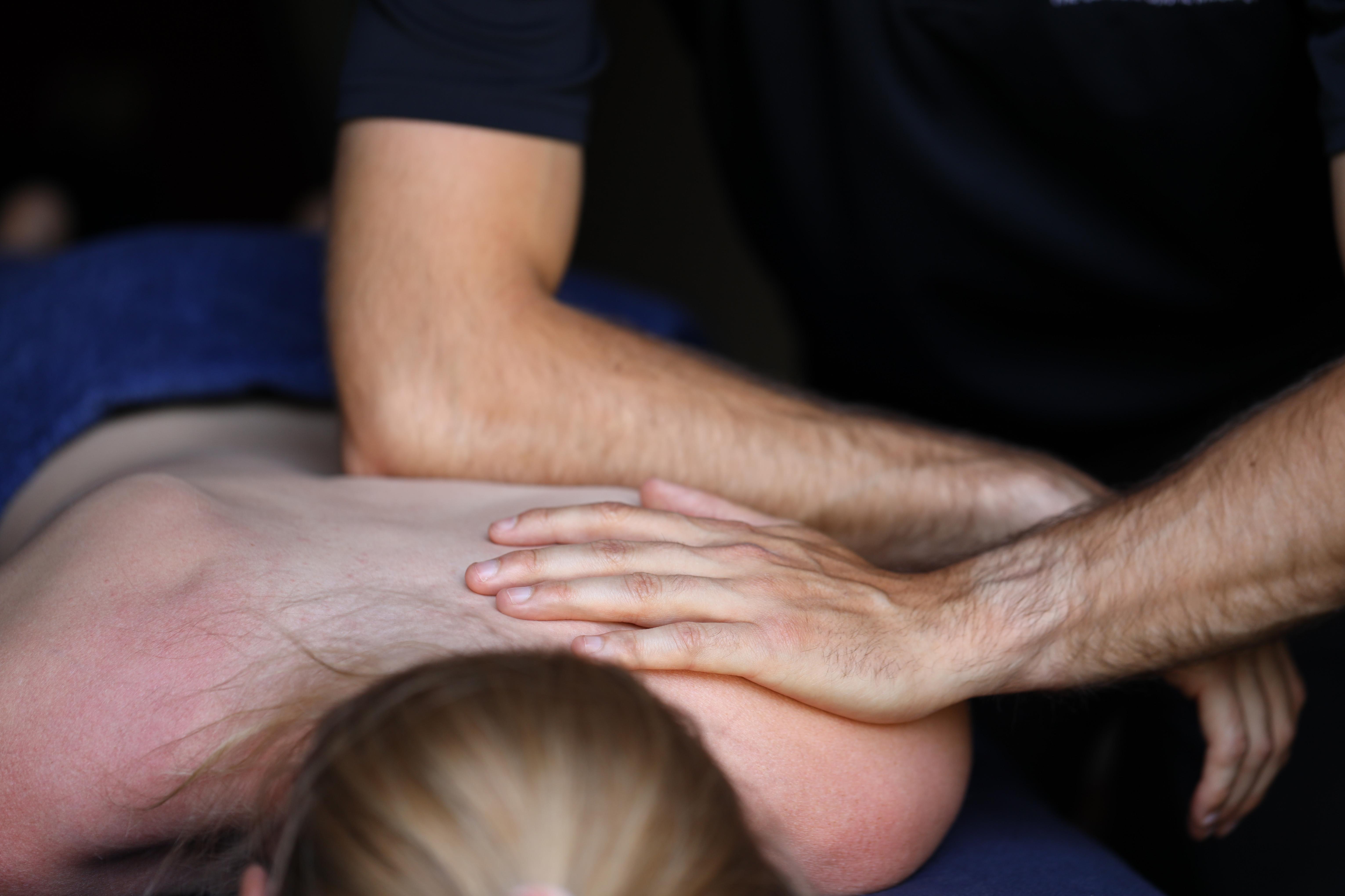 60 minute follow-up massage treatment