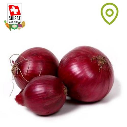 Oignons rouges - 1 kg
