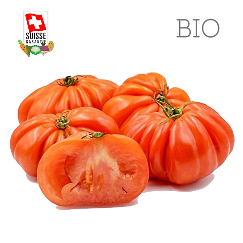 BIO Tomates Coeur de boeuf - 1 kg