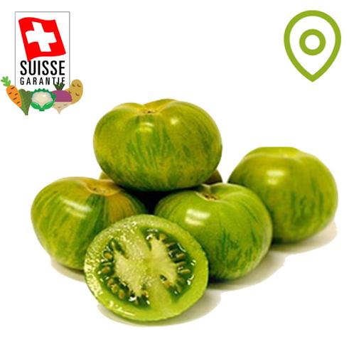 Tomates Green Zebra - 1 kg