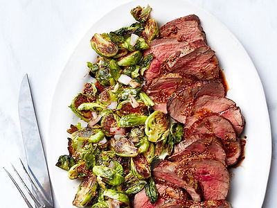 Pan%20cooked%20beef%20%20with%20brussels