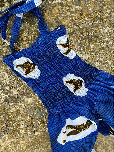 BLUE BIRD JUMPSUIT